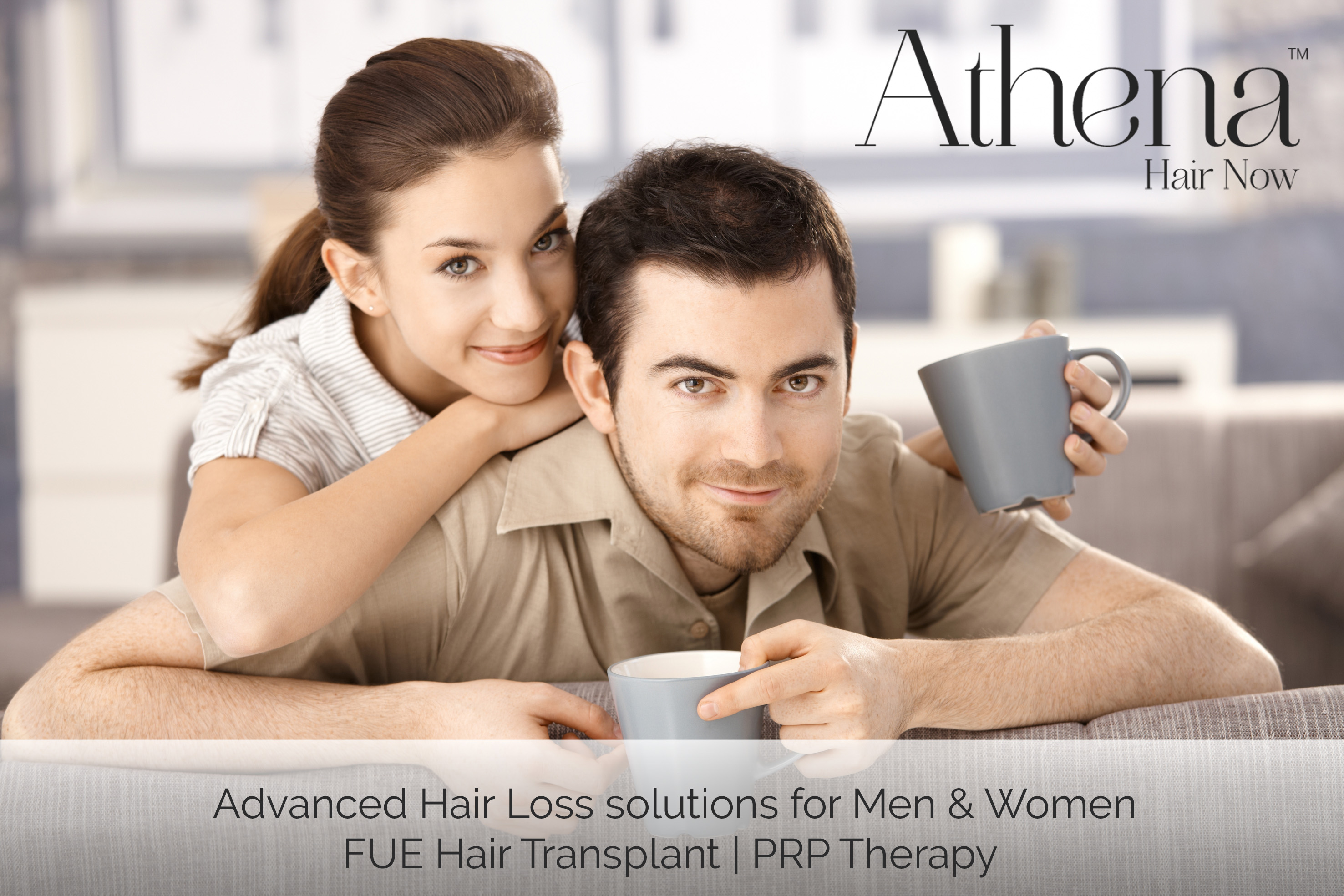 Athena Hair Now 1 - What are The Advantages Of FUE?