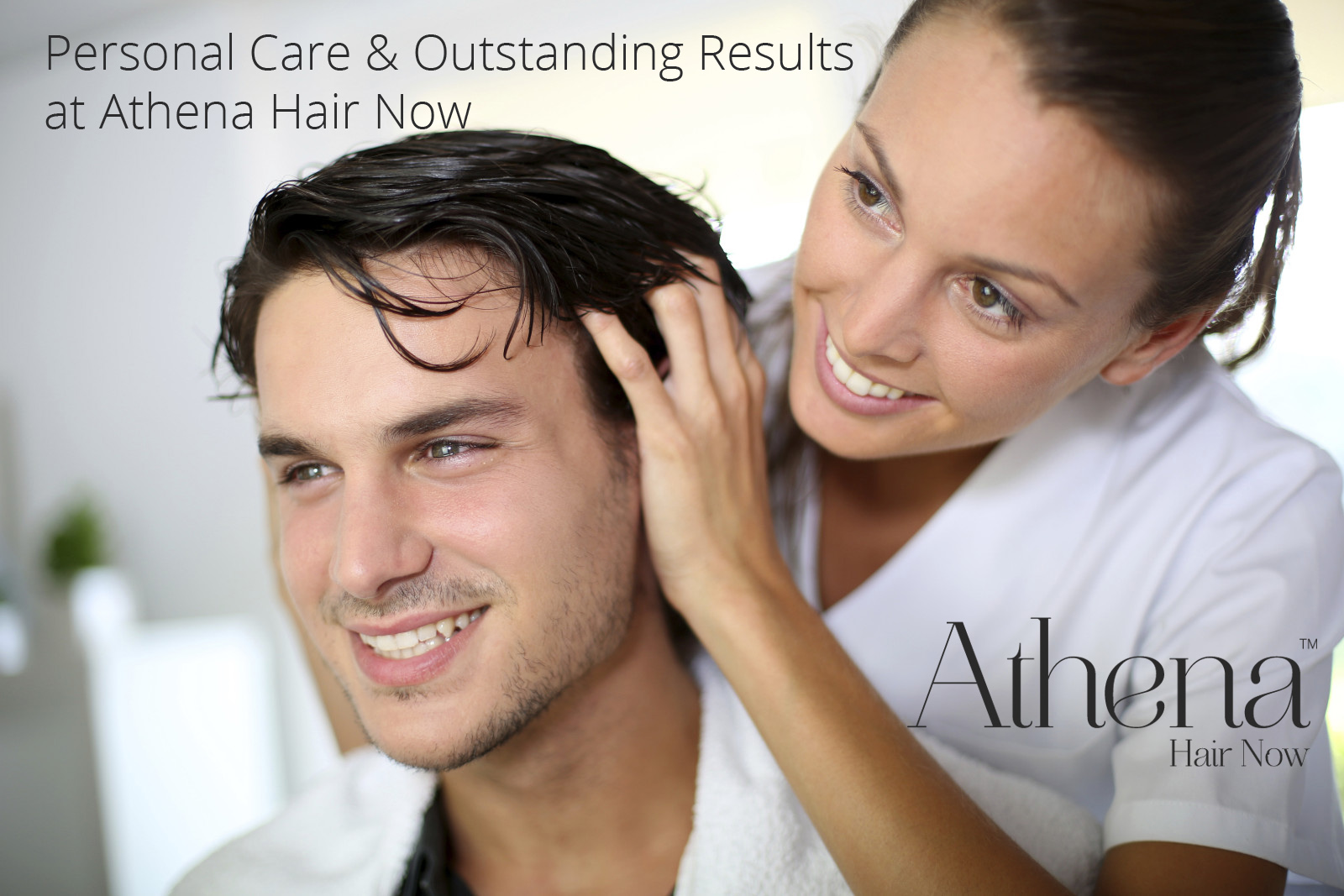 Athena Hair Now 5 - What are The Advantages Of FUE?